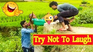 Must watch new funny comedy vines 2019 | Try not to laugh | Pagla Baba Fun
