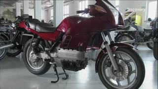 The History of BMW・K100(English)