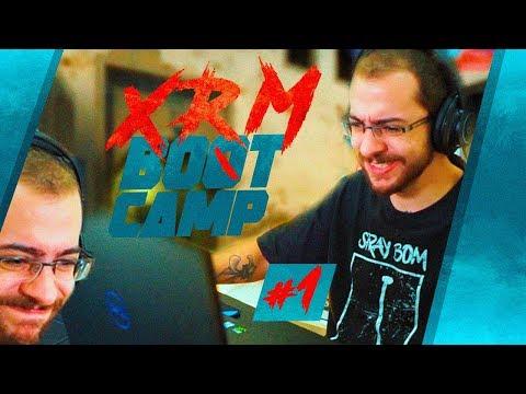 XRM Bootcamp #1 - Conquistando a vaga no time da Gamers Club!