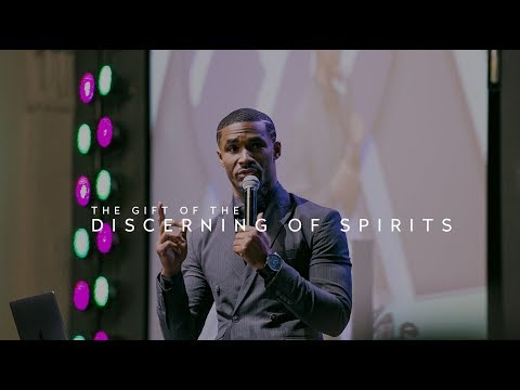 He Gave Gifts To Men | Dr. Matthew Stevenson | The Gift Of Discerning of Spirits