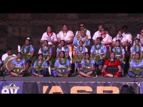 Kelston Girls - Ma'ulu'ulu - Tonga Stage