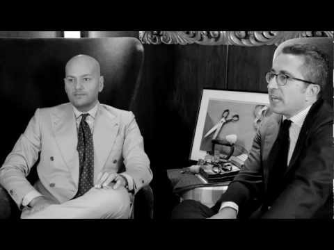 Harrods |  Made To Measure: Part 1 with Isaia | AW12 | Men's Fashion | Harrods