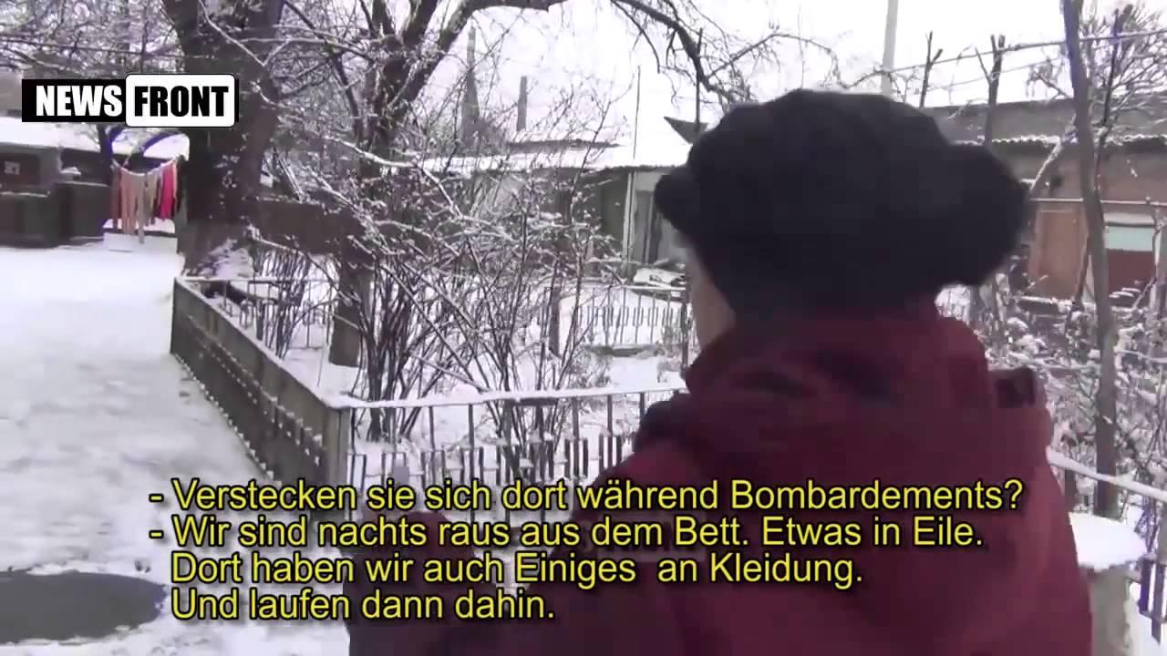 Ostukraine: Debalzewo: Die Tage nach dem Kessel. Teil 3 20.02.201 ...