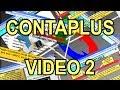 02 Contaplus Actualización del Plan General Contable y subcuentas