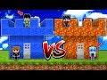 ใครจะชนะ!! ปราสาทนํ้าสุดเกรียน!! ปะทะ ปราสาทลาวาสุดเทพ!! (House vs House!)