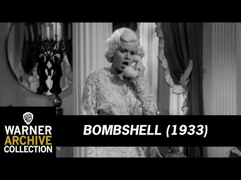 Bombshell (1933) – You Patent Leather Peanut Vendor!