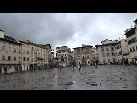Bells in Florence Plaza (Firenze,Italia)