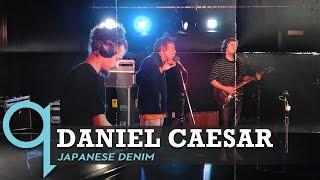 Daniel Caesar - Japanese Denim (LIVE)