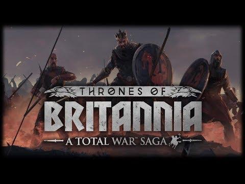 Total War Saga: THRONES OF BRITANNIA - Trailer + Impressions