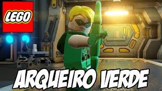 Lego Batman 3 - Arqueiro Verde, Mercenário, Pistoleiro e muitos outros