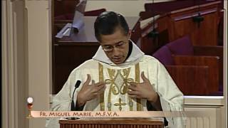 Daily Catholic Mass - 2016-08-23 - Fr. Miguel