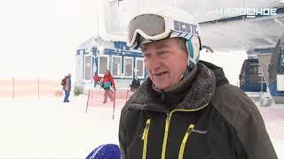 Большой Вудъявр открыл новый горнолыжный сезон