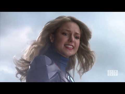 Supergirl Vs Lex Luthor Full Fight (supergirl S04e22)
