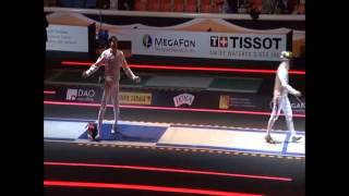 Great Moments In Fencing (Men