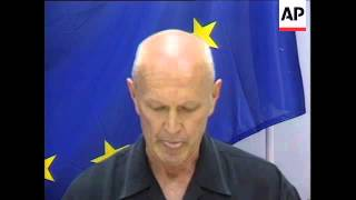 WRAP: Chief EU observer told to leave country