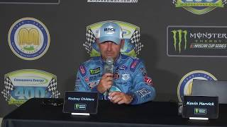 Childers On Shr Chassis: 'Sometimes You May Want To Go Over There And Pet One'