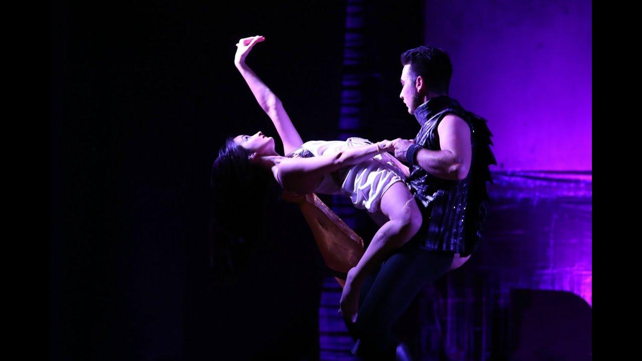 Dracula l'amour et son contraire - CMG Talents (Qui peut le juger, Lisa Nuttin)