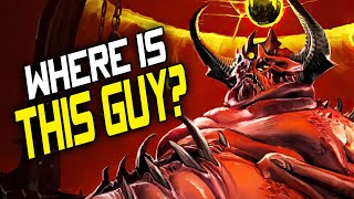 DOOM Eternal Lore ► Who is the Dark Lord of Hell?