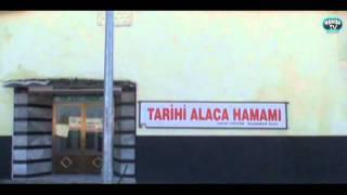 Tarihi Alaca Hamamı'nın Etrafı Açılıyor - Tarihi Alaca Hamamı'nın Etrafı Açılıyor.