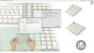 How to install LMP Bluetooth Keypad