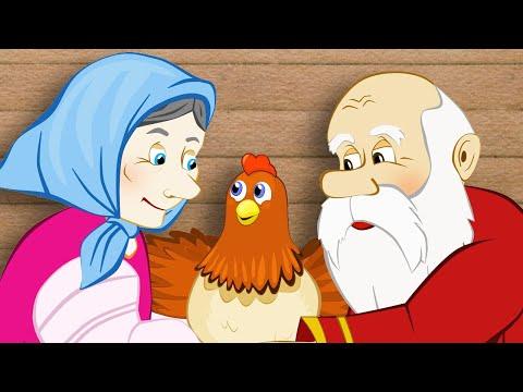 Золотое яйцо сказка мультфильм
