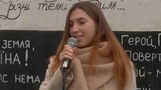 Анна Никитина исполняет песни Кузьмы Скрябина