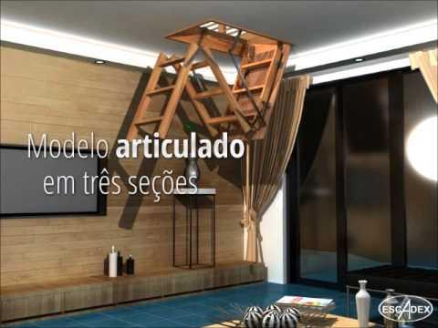 Escadex  Escada Free Way  YouTube