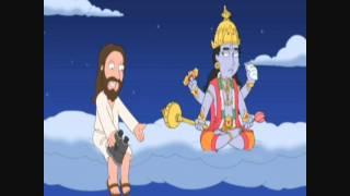 Jesus and Vishnu