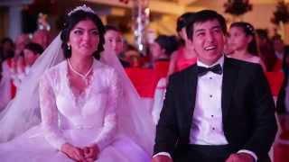 Самые шикарные свадьбы Бишкека - Ильмурат и Дильдана
