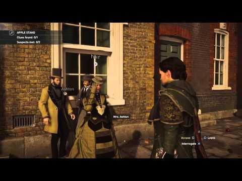 ASSASSINS CREED SYNDICATE (FINISH DREADFUL CRIMES FOR REAL THIS TIME)