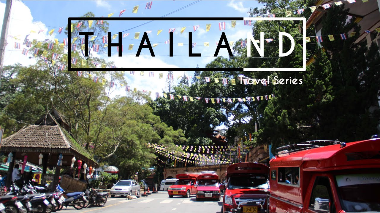 THAILAND VLOG 2016 DAY 3 (CHIANG MAI: Doi Suthep, Bhubing Palace) - YouTube