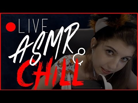 1/2 ASMR, 1/2 Inappropriate Livestream ~ Unboxing & Karaoke ~
