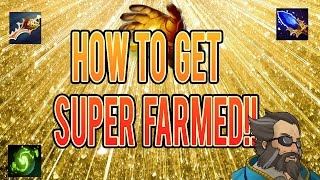 How to Use Hand Of Midas Like The Pros!!! Get The Most Gold You Can!! Be Rich!!