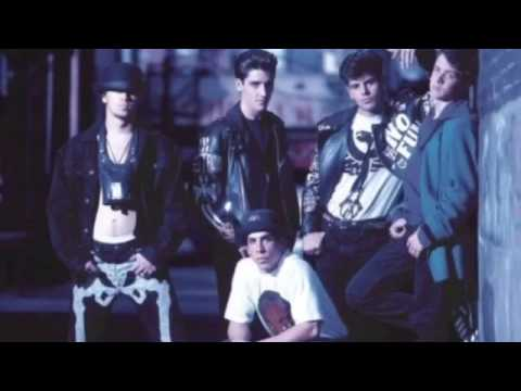 New Kids On The Block No More Games/The Remix Album (Full Album)
