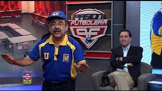 Pasión Futbolera - Tukita, estadio, butacas… ¡Qué pasa!