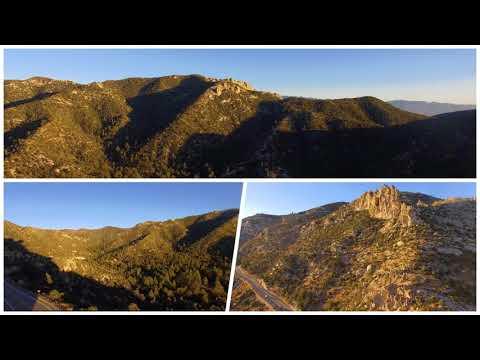 Catalina Highway Mount Lemmon Tucson Arizona