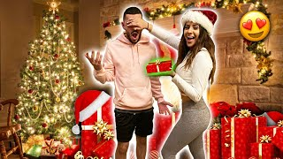 I Bought Her a New Car, So She Surprised Me With THIS... *CHRISTMAS GIFT REVEAL*