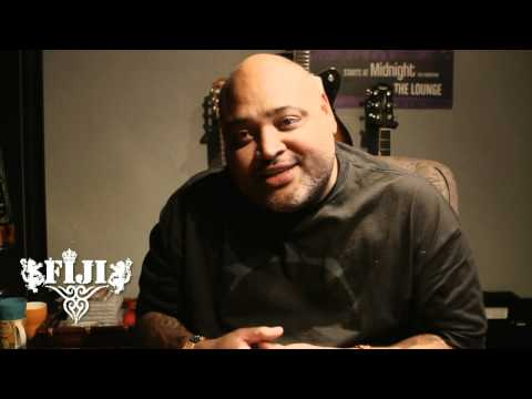 "Fiji in studio ""Born and Raised II"" -The Rebirth-"