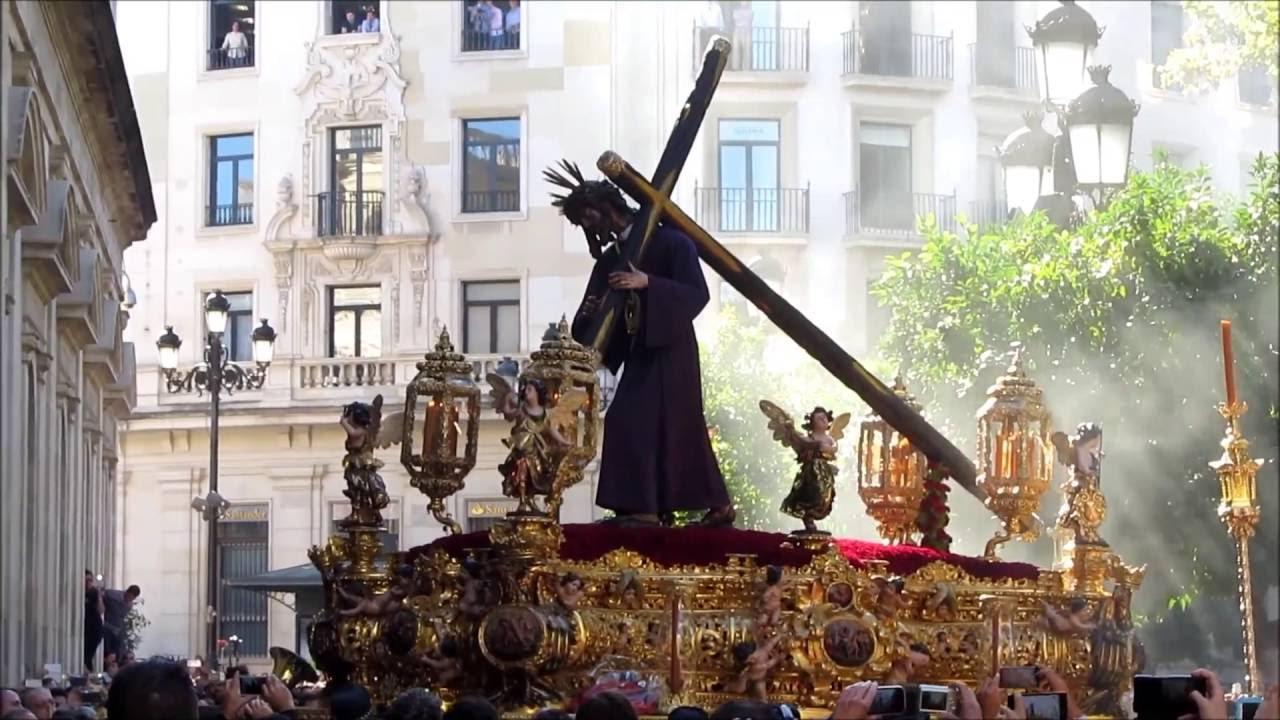 Traslado De Regreso De Nuestro Padre Jesus Del Gran Poder Hermandad Del Gran Poder 2016 Hd