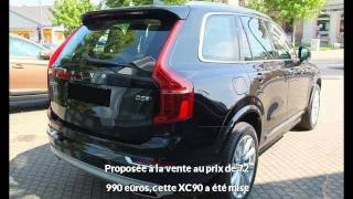 Volvo XC90 D5 AWD 225CH INSCRIPTION LUXE 7 PLACES GEARTRONIC 8 à vendre à Vienne chez VPN Autos