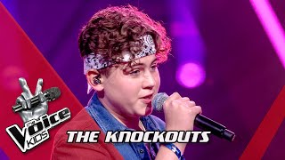 Download lagu Connor - 'Bad Liar' | Knockouts | The Voice Kids | VTM