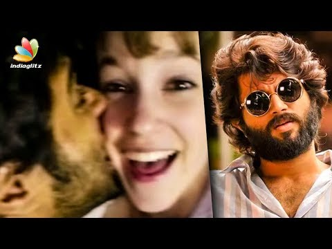 Vijay Devarakonda Intimate Moments with his Foreigner Girlfriend | Hot Cinema News thumbnail
