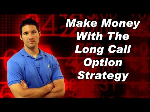 Call Options Strategy – Make Money With The Long Call Option Strategy