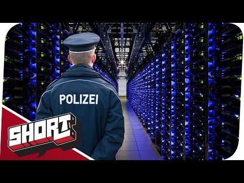 Polizei liest Gedanken! - Data Mining in Deutschland?