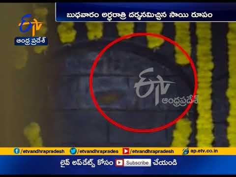 WATCH | Sai Baba image appears on wall of 'Dwarkamai' in Shirdi temple