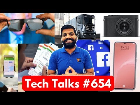 Tech Talks #654 - Facebook Diwali Stories, Xiaomi Cooker, AMD 7nm, Oppo R19, Google Maps
