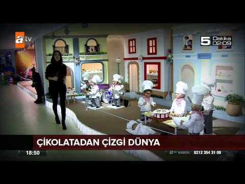 ATV Haber Çikolata Müzesi Ziyareti