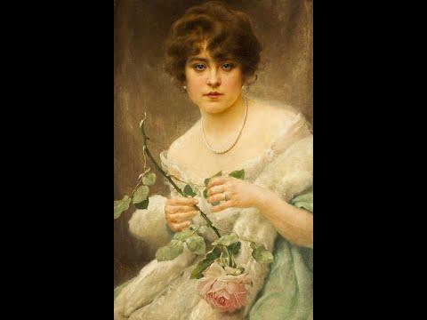 Frantisek (Franz) Dvorak (1862 - 1927) Austrian artist  ✽ Ernesto Cortazar music