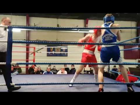Charlie ward boxing