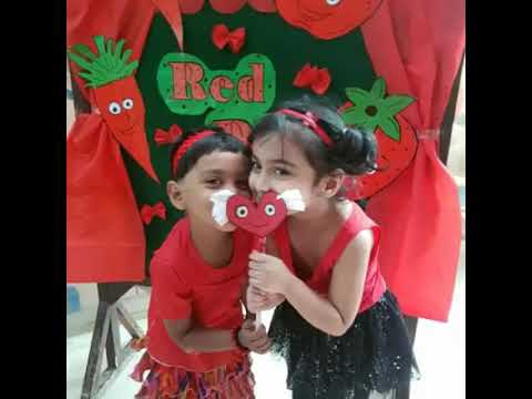 Red Day Celebration At The Arbour Academy (Montessori)